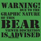 Viewer Discretion by mancerbear