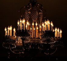 The Astor Candelabra by Kate Purdy