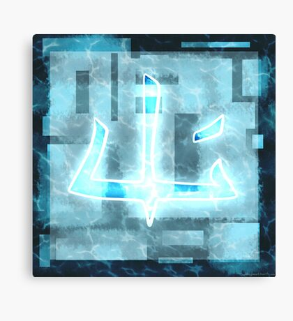 Ninjago- Ice Tournament Canvas Print
