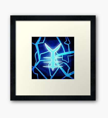 Ninjago- Lightning Tournament Framed Print