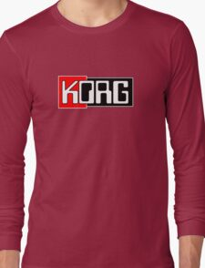 Korg  Music Long Sleeve T-Shirt