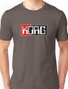 Korg  Music Unisex T-Shirt