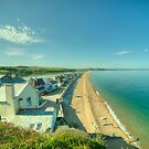 Torcross and Slapton Ley  by Rob Hawkins