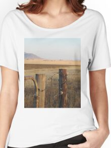 Fence Women's Relaxed Fit T-Shirt