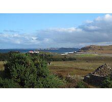 View across Loch Broom Photographic Print