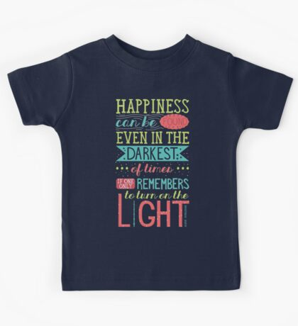 Happiness Kids Tee