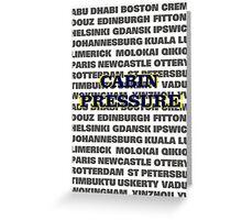 Cabin Pressure Greeting Card