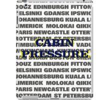 Cabin Pressure iPad Case/Skin
