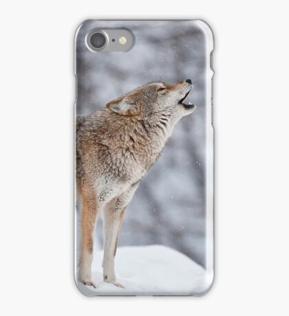 Howling Good Time iPhone Case/Skin