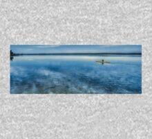 Kayaking on Sturgeon Bay Kids Tee