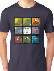 millennium development goals Unisex T-Shirt