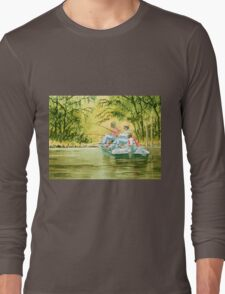 Fishing For Mullet Long Sleeve T-Shirt