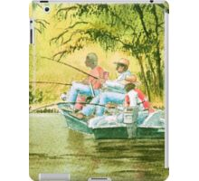 Fishing For Mullet iPad Case/Skin