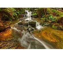 Leura Top falls Photographic Print