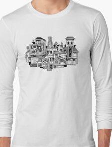 A New Town Long Sleeve T-Shirt