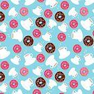 Doughnut Pattern! by 4ogo Design