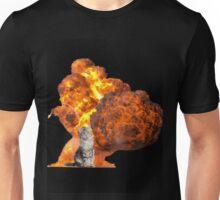 Explosion Cat Unisex T-Shirt