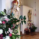 Saint Hugo & Saint Augustine of Hippo by MaryMina
