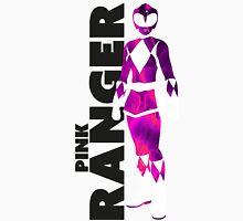 MMPR Pink Ranger Print T-Shirt