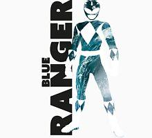 MMPR Blue Ranger Print Unisex T-Shirt
