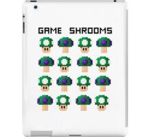 Game Shrooms iPad Case/Skin