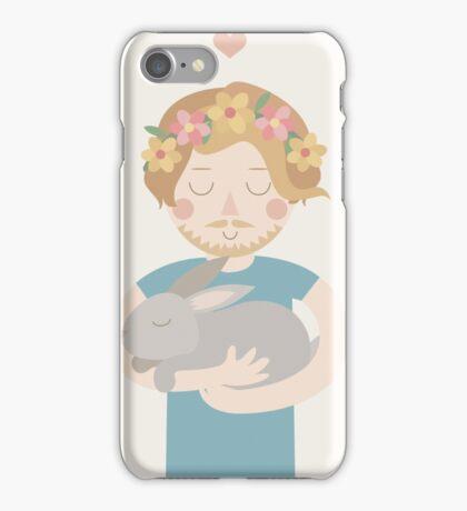 Cuddly. iPhone Case/Skin