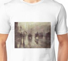 Old London town by John Springfield Unisex T-Shirt