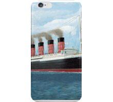 Lusitania iPhone Case/Skin