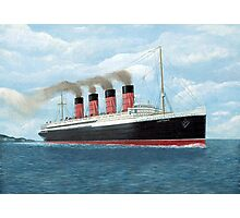 Lusitania Photographic Print