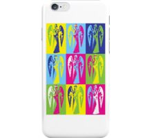 Weeping Pop-Art iPhone Case/Skin