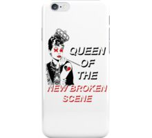 Queen of the New Broken Scene -  5SOS iPhone Case/Skin