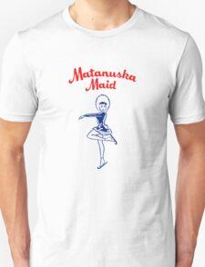Matanuska Maid ~ T-shirts, cups, mugs, leggings, totes, etc Unisex T-Shirt