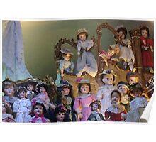 creepy dolls Poster