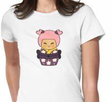 KOKESHI AYAME Womens Fitted T-Shirt