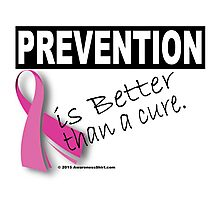 Prevention is Better than a Cure Photographic Print