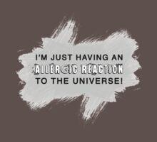 ALLERGIC REACTION  by JessKR