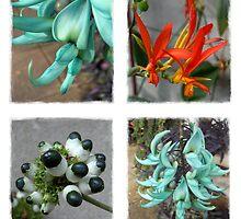 Alien flowers by sanyara