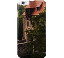 Castle At Sunset iPhone Case/Skin