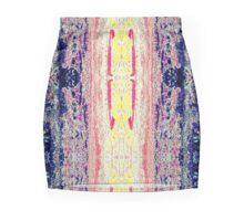 Arbres Bleus II Mini Skirt