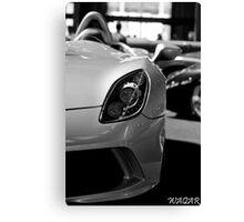 Mercedes-McLaren SLR Stirling Moss Canvas Print