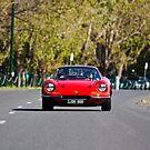 Ferrari Dino GT by Waqar