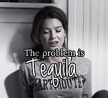 Meredith Grey Tequila by cristinaandmer