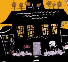 Haunted Estate Sticker