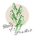 Birds of a Feather by Alan Hogan