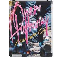 MIDNIGHT CLUB Collection 001 ( Open Higway ) iPad Case/Skin