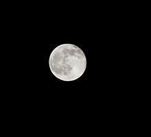 Full Moon by RBuey
