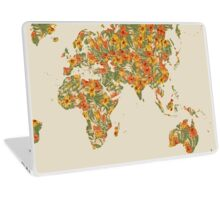 Mucha world Laptop Skin