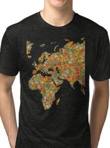 Mucha world Tri-blend T-Shirt