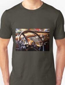 1941 Chevy steering wheel T-Shirt