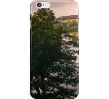 Sunset Forest Lake iPhone Case/Skin
